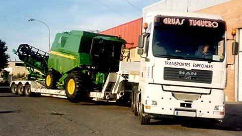 transportes especiales cargas y mercancias