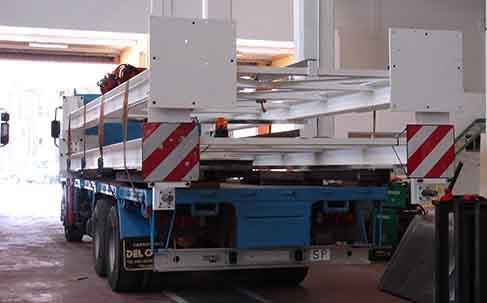 transportes especiales grandes dimensione