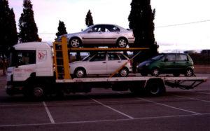 Transportes de coches en valladolid