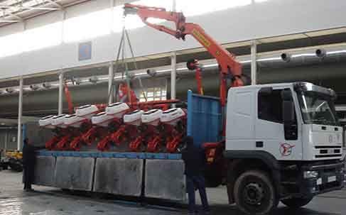 camion con pluma