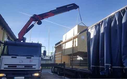 servicio de camion pluma