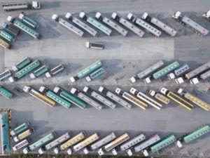 parking para camiones