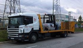 transporte vehiculos industrial